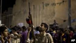 Libye : les rebelles à l'assaut de Tripoli