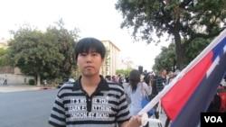 中國留學生董世行