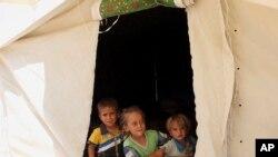 عراق یکی از خطرناک ترین کشور برای کودکان در جهان می باشد.