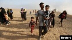 سازمان ملل می گوید انتظار دارد بیش از دویست هزار نفر از موصل آواره شوند.