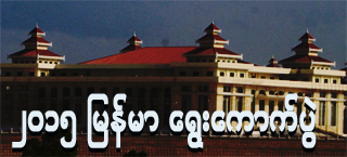 2015 Myanmar/Burma Election