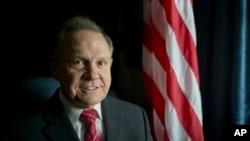Chánh án của Tối cao Pháp viện tiểu bang Alabama Roy Moore.