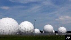 یک پایگاه سابق سازمان امنیت ملی آمریکا در آلمان