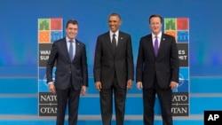 Саммит НАТО в Уэльсе - открыт