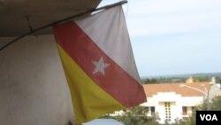 Angola FNLA Bandeira