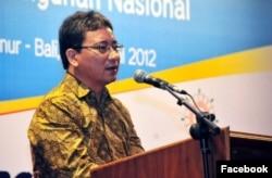 Guru Besar Ilmu Kesejahteraan Sosial FISIP UI Prof. Dr. Bambang Shergi Laksmono. (Foto- Facebook:Ciptanti Putri).
