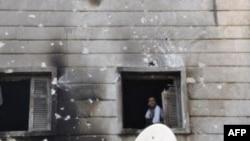 Ingwano mu Gisagara ca Aleppo muri Syria