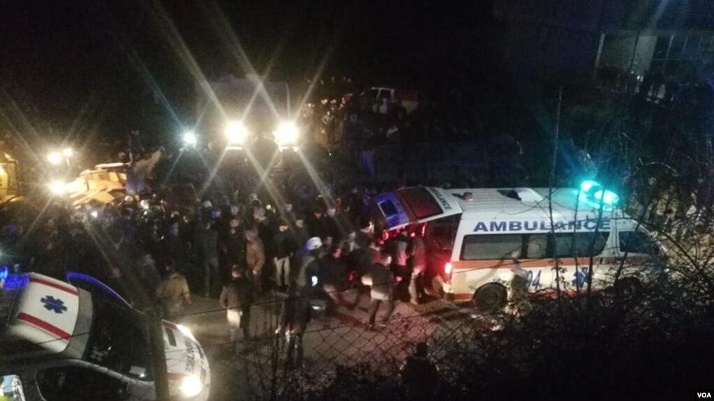 Maqedoni: 13 të vdekur nga një aksident me autobus