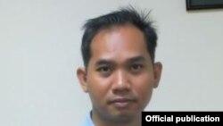 Myanmar Now အယ္ဒီတာခ်ဳပ္ ပုဒ္မ ၆၆(ဃ) နဲ႔ အမႈဖြင့္ခံရ
