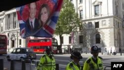 Oko pet hiljada policajaca dobilo je zadatak da obezbedjuje britansku prestonicu za vreme venčanja Vilijama i Kejt.