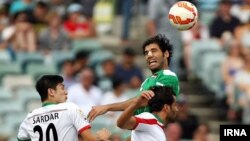 بازی تیم ملی فوتبال ایران و عراق در جام ملت های آسیا ۲۰۱۵ در استرالیا