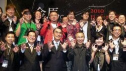 فیلمسازان تایوانی برندگان بزرگ جشنواره منطقه ای فیلم اسب طلایی شدند