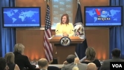 Jen Psaki, spokeswoman of US State Department.