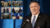 سفر ۷ روزه پمپئو به خاورمیانه با پیام اتحاد علیه جمهوری اسلامی و حمایت از مردم ایران