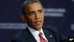 Le président Barack Obama s'est déclaré scandalisé par le rapport du Pentagone sur les agressions sexuelles au sein des forces armées