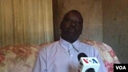 Jacingto Cabanda Dias partidário de Ngola Kabango em Malanje