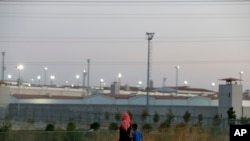high security prison complex in Silivri, about 80 kilometers (50 miles) west of Istanbul