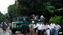 အက်ဥ္းသားေထာင္ခ်ီ လြတ္ေျမာက္ (ဇူလိုင္ ၃၀၊ ၂၀၁၅)
