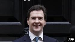 英国财政大臣乔治•奥斯本
