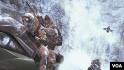 Modern Warfare 2 lleva a los jugadores por muchos lugares, dese Afghanistan hasta Rusia e incluso Washington DC.