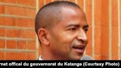 Moïse Kaumbi, gouverneur de la province du Katanga