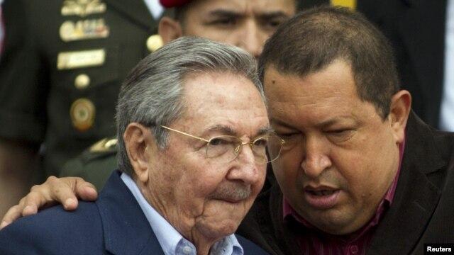 Hugo Chávez ha sido tratado por especialistas cubanos durante toda su enfermedad. Suspendió los viajes a la Isla en la parte álgida de la campaña.