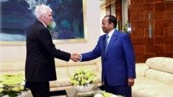 Washington supprime des aides militaires à Yaoundé