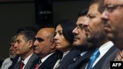 Predstavnici sirijske opozicije na ranijem sastanku u Istanbulu, u Turskoj, 15. septembra 2011.