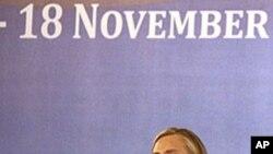 美国国务卿克林顿