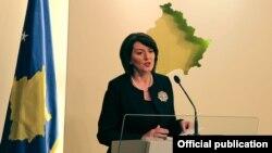 Atifete Jahjaga, predsednica Kosova, raspisala je prevremene parlamentarne izbore za 8. jun 2014.