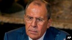 حکومت روسیه می گوید دفاع از حقوق روسی تباران در اوکراین، حق مسلم روسیه است