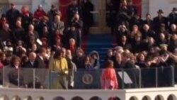 Извештај од Капитол Хил за инаугурацијата