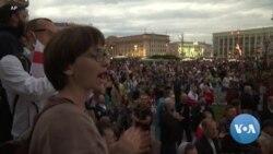 Belarus Arrests Protesters, Cracks Down on Opposition