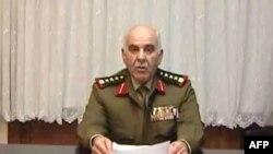Представник сирійських повстанців