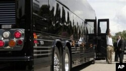 دورہ بذریعہ بس، صدر اوباما آج ایلینوئے پہنچیں گے
