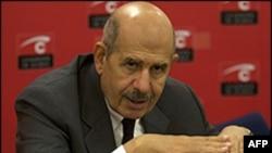 El Baradey Mısır'a Dönüyor