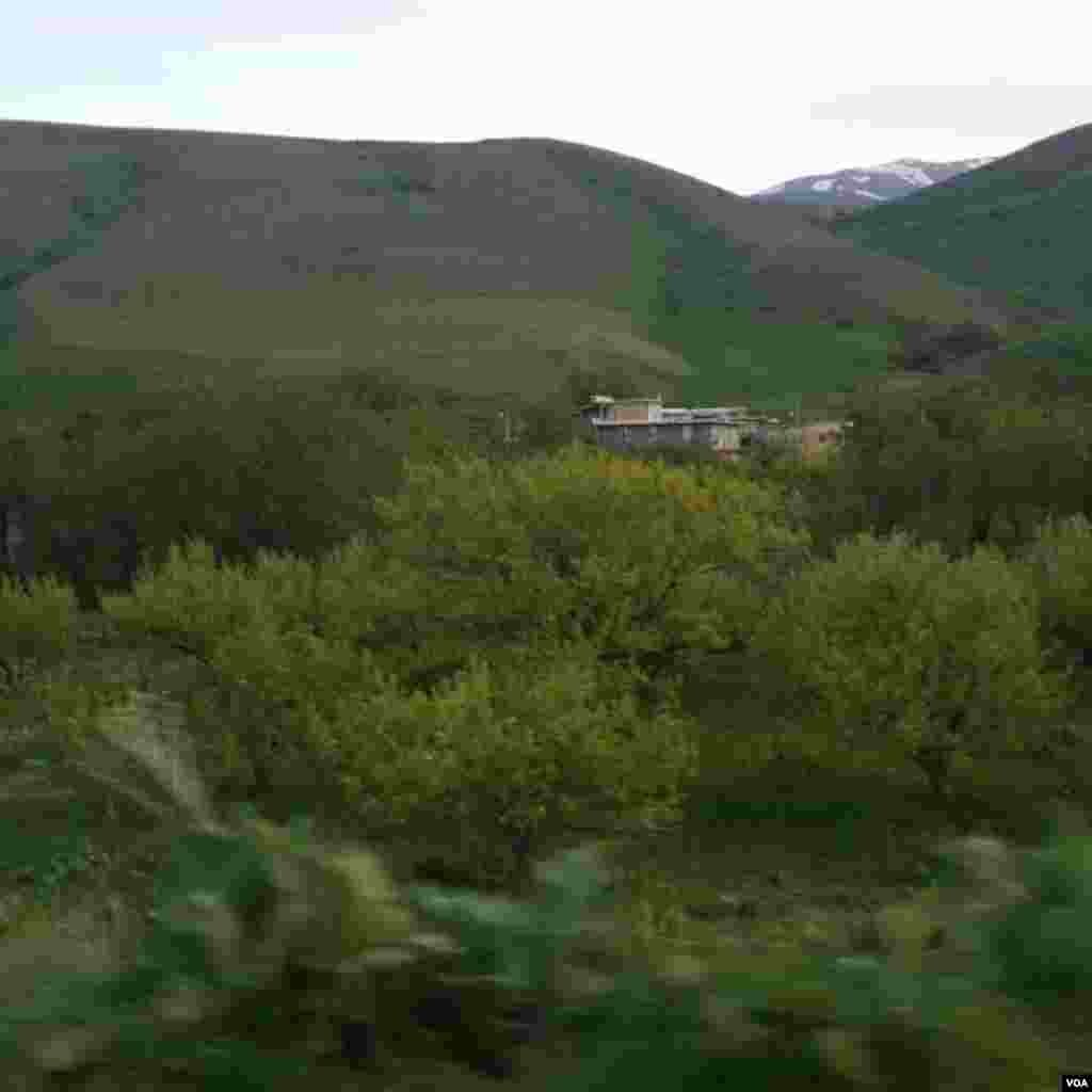 ارومیه- بخش کردنشین سیلوانا عکس: بانو (ارسالی شما)