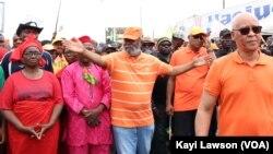 Reportage de Kayi Lawson, correspondante à Lomé