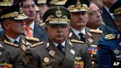 El ministro de Relaciones Interiores, mayor general Néstor Reverol, indicó que hasta el momento no habían reportes de daños o heridos.