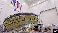 美國太空總署火星航空器