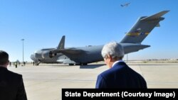 Secretary Kerry's Travel to Baghdad, June 22-23, 2014.