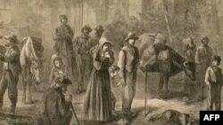 Tri od pet velikih bitaka tokom Građanskog rata odigrale su se u Virdžiniji