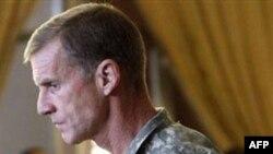 Tướng Stanley McChrystal, Tư lệnh hàng đầu của Hoa Kỳ ở Afghanistan