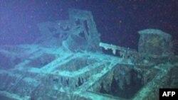 Gjendet anija e mbytur me shufra argjendi