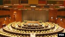 Phòng hội Trusteeship Council của Liên Hiệp Quốc tại New York City. (Photo: MusikAnimal via Wikimedia Commons)
