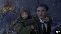 فیلم خیالی پایان دنیا، مجموعه ای از صحنه های فیلم های ترسناک سینما