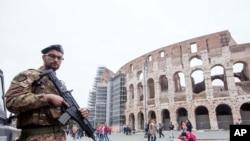 رم، ۱۵ نوامبر ۲۰۱۵