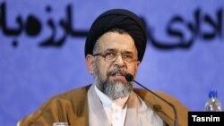 محمود علوی، وزیر اطلاعات ایران