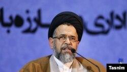 وزیر اطلاعات ایران میگوید مطرح شدن طرح حمله به یک فعال سیاسی مخالف حکومت در دانمارک «توطئه صهیونیستی» است