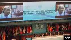 თურქეთში გაეროს ღარიბი ქვეყნების კონფერენცია გაიხსნა